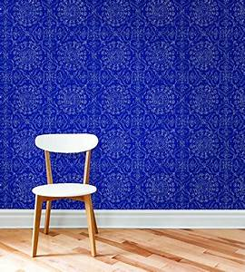 Wall Pops NU1816 Byzantine Peel and Stick Wallpaper ...