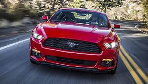 New Ford Mustang: S550 set for 2016 Malaysian debut