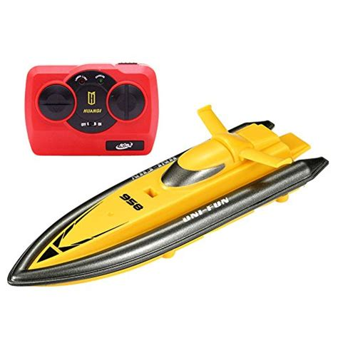 Toy Boat Motor Electric by Egoelife 40 Mhz High Speed Remote Control Electric Toy