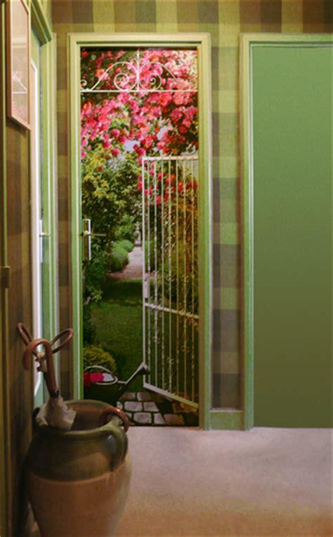 les trompe loeil creent le decor floriane lemarie