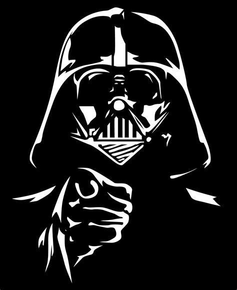 Darth Vader Clip Darth Vader Clip Black And White Clipart Collection