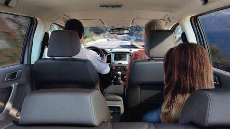 ford ranger  abmessungen kofferraum und innenraum
