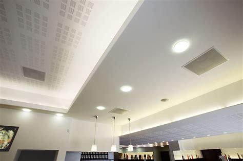 eclairage plafond bureau eclairage plafond le designer triloc