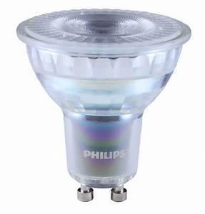 Philips Led Gu10 Dimmbar : philips 8718696707678 master gu10 led spot 5 5w 355lm warmweiss dimmbar ~ Orissabook.com Haus und Dekorationen