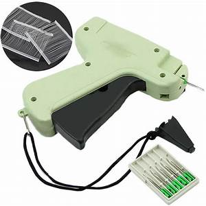 clothes price tagging label garment tag machine 1000 With clothing tag maker machine