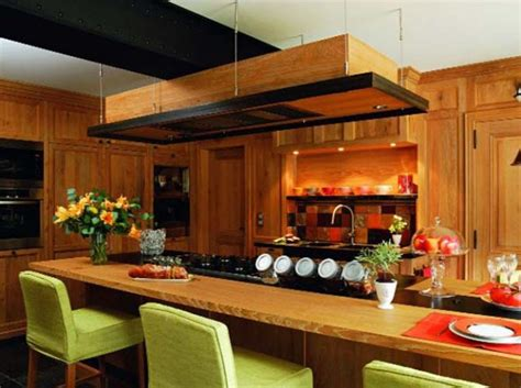 deco cuisine bois deco cuisine bois naturel