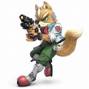 Fox McCloud Wikipedia
