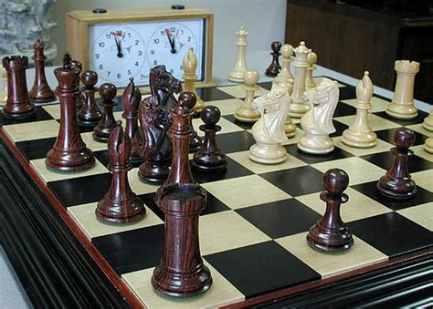 beautiful chess set 28 images empire rosewood staunton