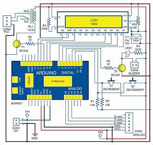 Earthquake Detector Alarm Using Arduino
