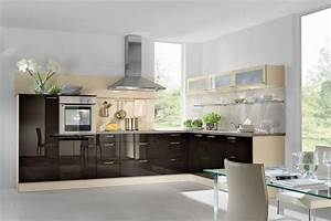 Günstige Küchen L Form : k chen l form hochglanz ~ Bigdaddyawards.com Haus und Dekorationen