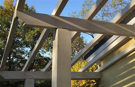 tettoie in legno costi tettoie in legno caratteristiche installazione e costi