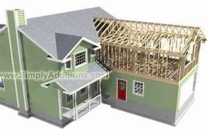 Master bedroom prefab home additions steven cindy39s for Over the garage addition floor plans