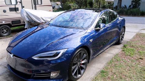 2016 Tesla Model S P100d Ludacris Mode Detail