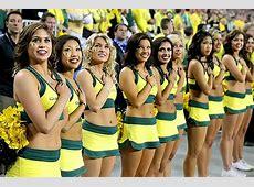 Sound Off UCLA vs Oregon Cheerleaders Football News
