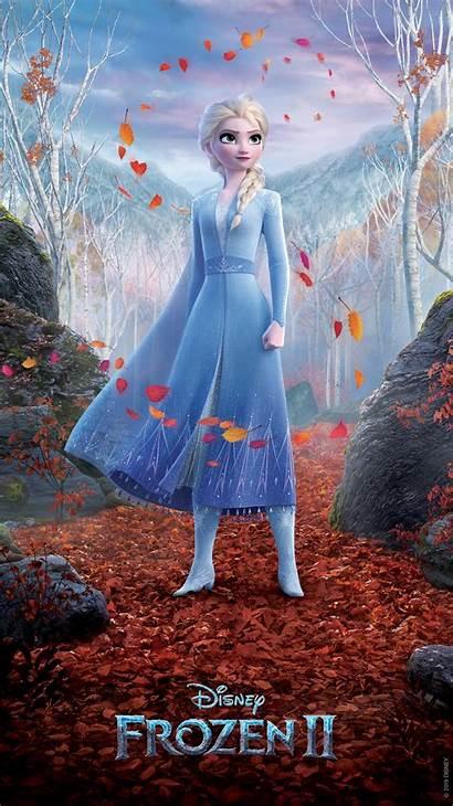 Frozen Disney Wallpapers Elsa Mobile Frozen2 Phone