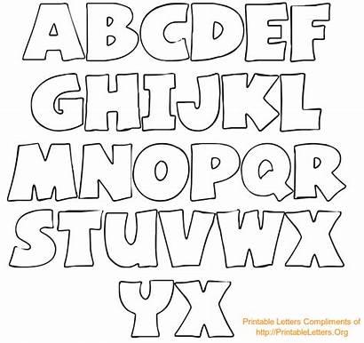 Letters Alphabet Cut Trace Block Printable Printablee