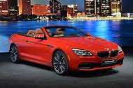 2015 BMW Sports Car Convertible