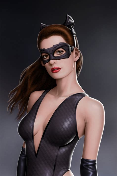 anne hathaway  batman  iphone  gs