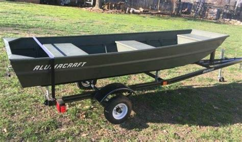 Jon Boats For Sale Knoxville Tn by Alumacraft 12 Ft For Sale