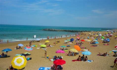 anglet on the basque coast
