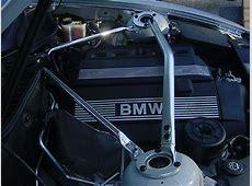 Z4 Strut Brace and Performance Parts