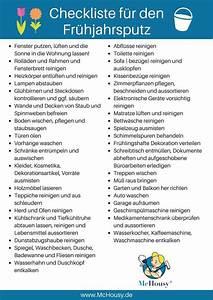 Wohnung Putzen Checkliste : die besten 25 haushalt organisieren ideen auf pinterest ~ Lizthompson.info Haus und Dekorationen