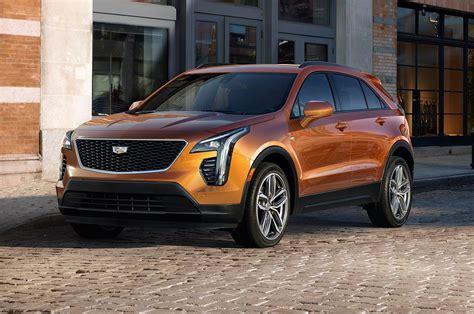 Cadillac 2019 : 2019 Cadillac Xt4 First Look