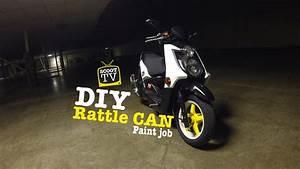 Scoot Tv Show (32) DIY Rattle Can Paint Job • Honest