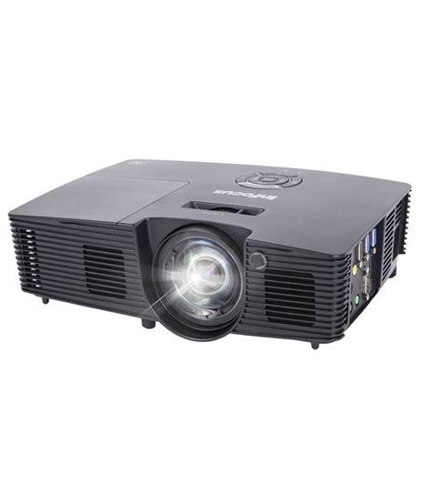 infocus in76 l buy infocus in 228i 3d projector black online at best