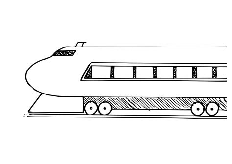 Hyperloop Kleurplaten by Coloring Page Img 12288 Images