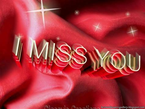 Free Miss You Picture by Free Unlimited Wallpapers I Miss You I Miss You