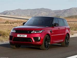 2018 Land Rover Range Rover Sport - Wallpapers, Pics ...