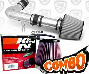2000 Dodge Neon K&N Air Filter Spyder Cold Air Intake