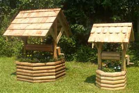 woodworking plans garden wishing    build