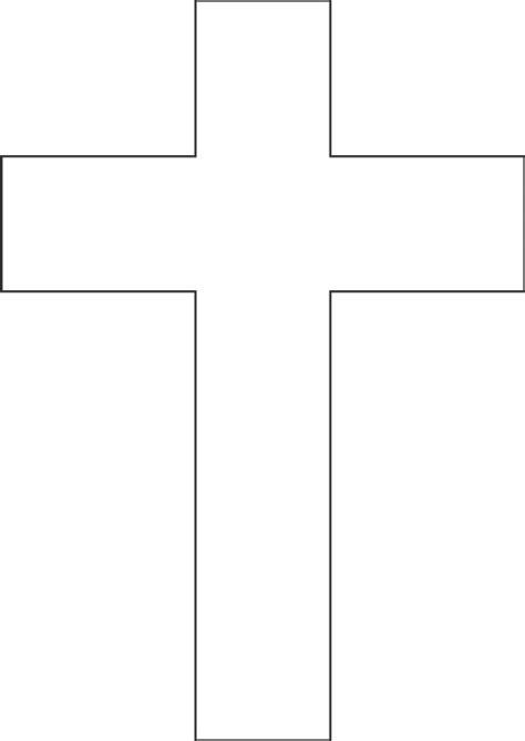 cross template printable make a window cling cross