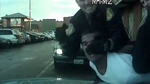 Dash cam video shows Seattle police officer punching man ...