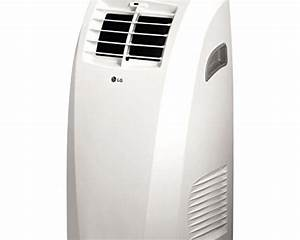 Lg Lp1015wnr 10 000 Btu 115v Portable Air Conditioner With