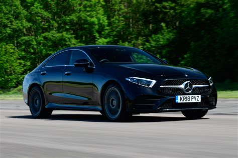 New Mercedes by New Mercedes Cls 450 2018 Review Auto Express