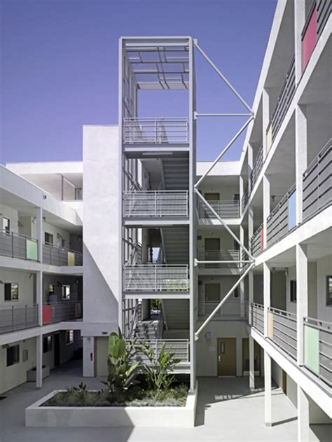 26th Street Affordable Housing - Architizer