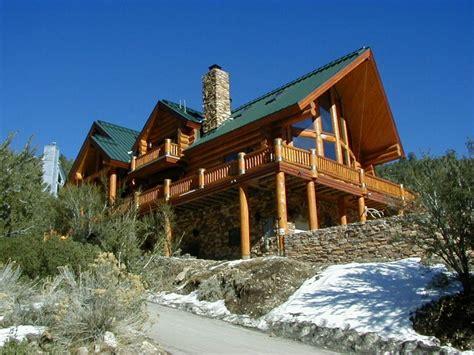 Colorado-log-homes-aspen-519124 « Gallery Of Homes