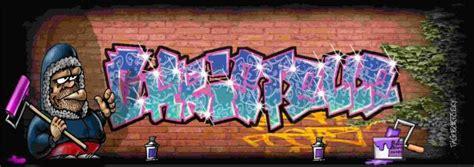 Graffiti Elsa : Tag Prénom Graffiti Mehdi Elsa Christelle