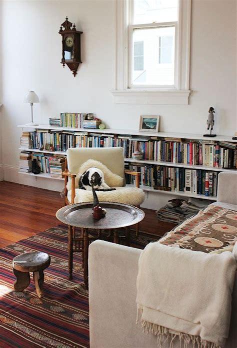 Bookshelves As Room Focus by Best 25 Low Shelves Ideas On Minimalist