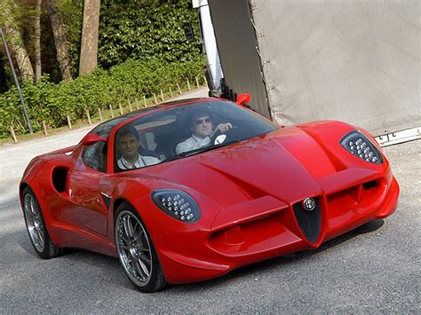 Alfa Romeo 4c Laptimes, Specs, Performance Data