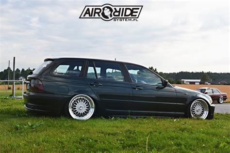 e46 touring tuning bmw e46 touring airride system mapet tuning