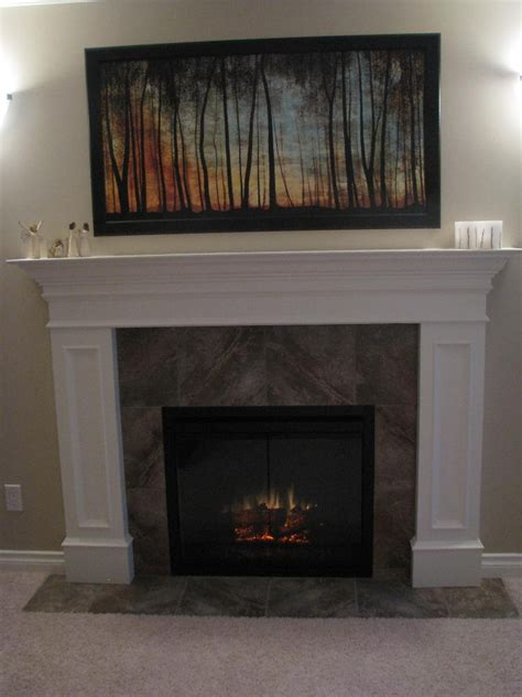 Builtin Electric Fireplace Gallery
