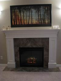 built in electric fireplace Built-In Electric Fireplace Gallery