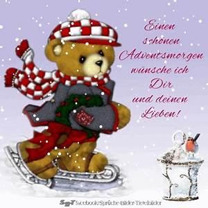 Grüße Zum 2 Advent Lustig : gr e zum morgen zum tag animiert advent ~ Haus.voiturepedia.club Haus und Dekorationen