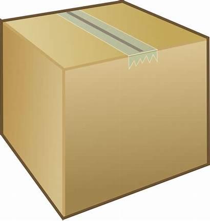 Box Clipart Transparent Carton Webstockreview Total