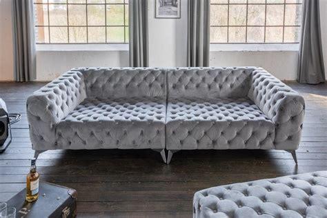 chesterfield big sofa kawola big sofa chesterfield versch farben mit o ohne hocker 187 narla 171 kaufen otto