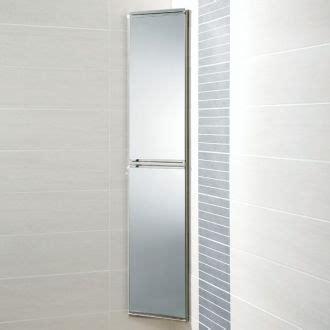 Mirrored Corner Bathroom Cabinet by Flecha Corner Cabinet Bathroom Mirrored Cabinets